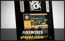 Jukeboxes - played more