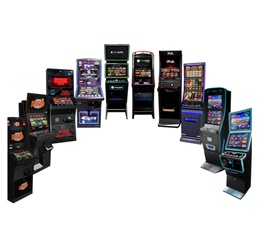 Digital Fruit Machines